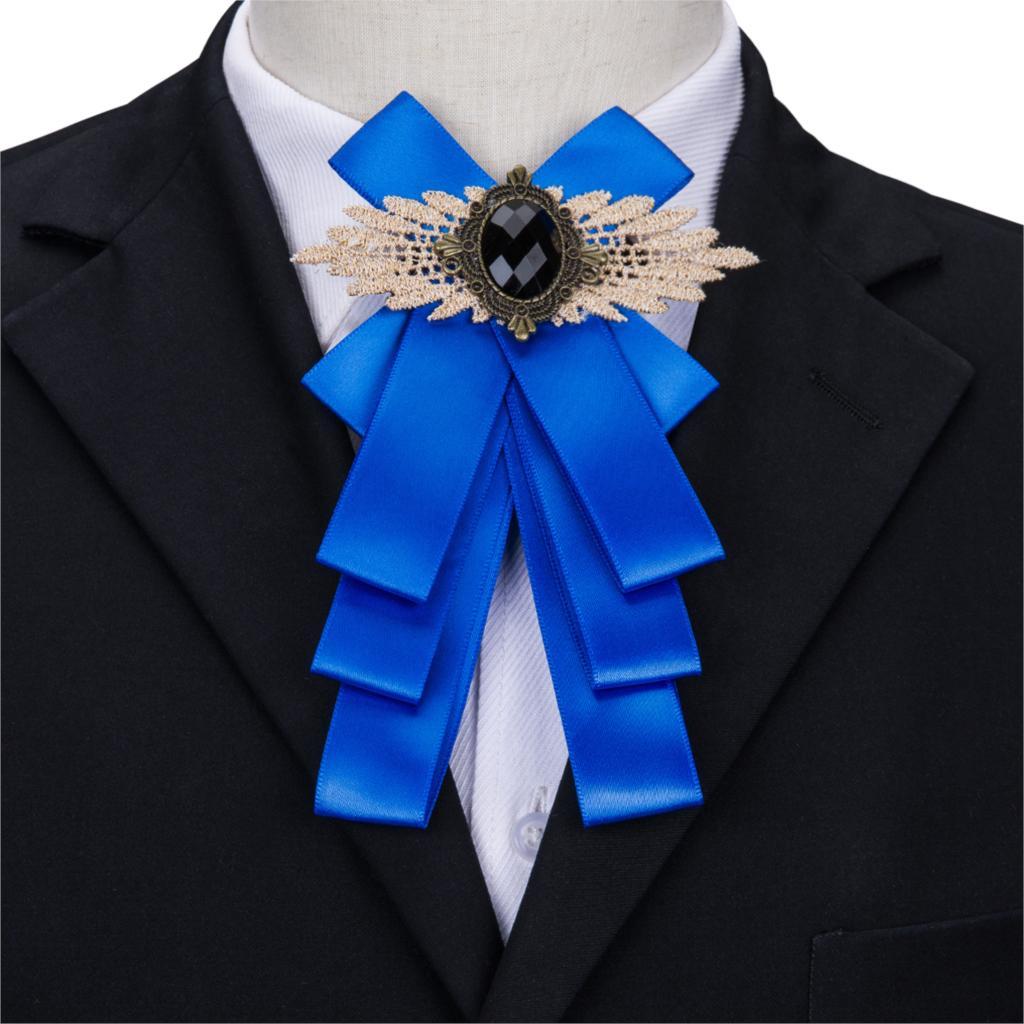 Bello Hi-tie College Di Stile 100% Seta Al Collo Di Usura Accessori Dei Monili Per Le Donne Arco Cravatta Blu Per Grevata Uniforme Collo Tie Lh-402 Acquista Ora