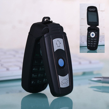 MAFAM X6 Unlock Flip Russian Key Hebrew Single Sim Small Special Mini Small Cell Mobile Phone