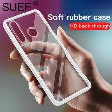 SUEF New Arrival Soft TPU Full Protect For Huawei P30 Lite / Nova 4E Case Transparent Phone Bags Cases Funda Anti-knock Capa