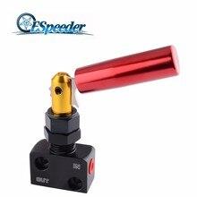 ESPEEDER гоночный автомобиль рычаг Тип регулируемая опора рычаг Тип гоночный пропорции клапан регулятор давления тормоза смещение регулятор