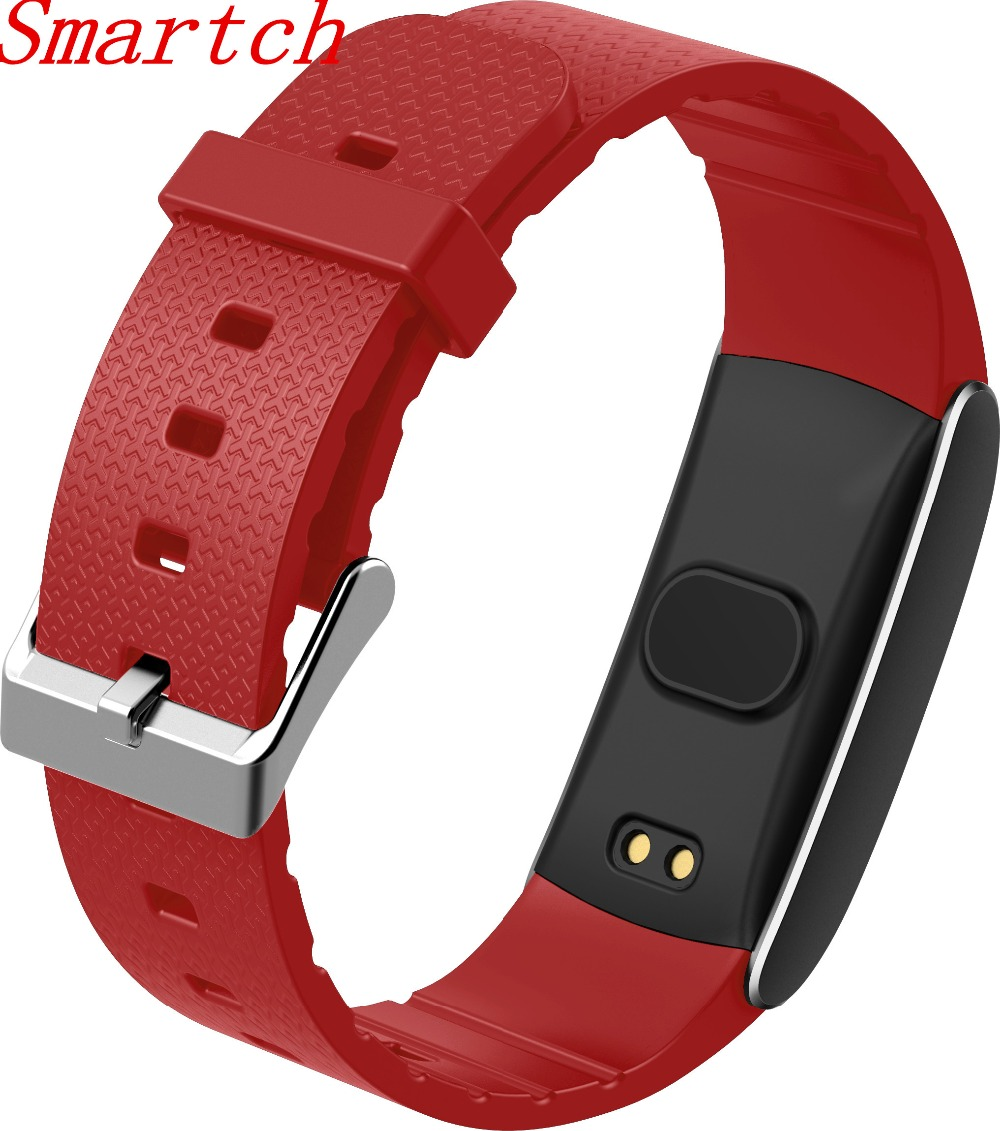 Smartch A86 Fitness bracelet Activity Tracker waterproof IP67 watch Blood pressure oxygen heart rater monitor smart