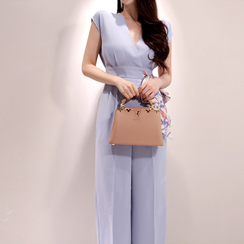 Playsuits Casual Long lady