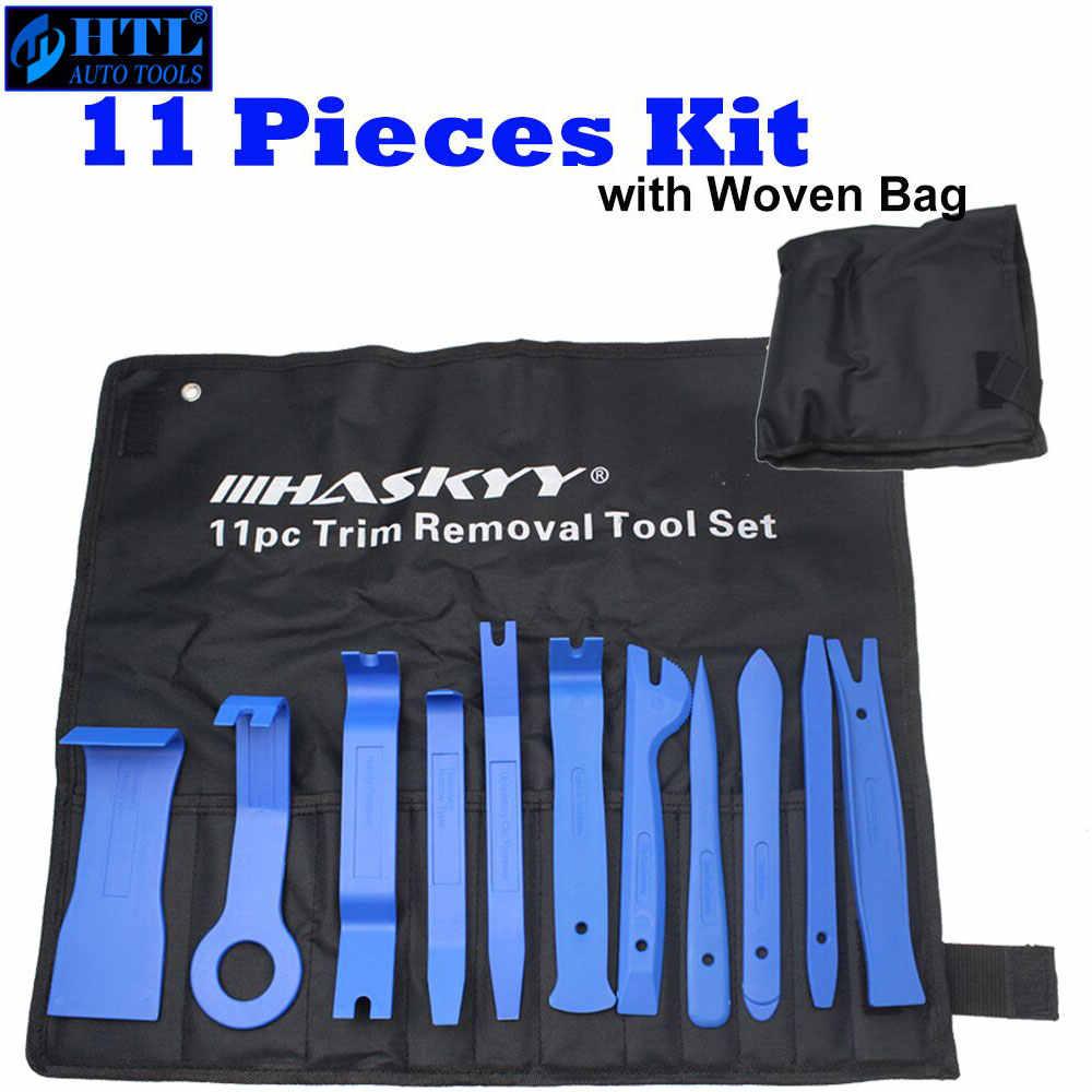 Auto Car DVD Stereo Kit Refit Interno di Plastica Trim Pannello Dashboard Installazione di Rimozione Tool Kit di Riparazione di Strumenti di Smontaggio Set