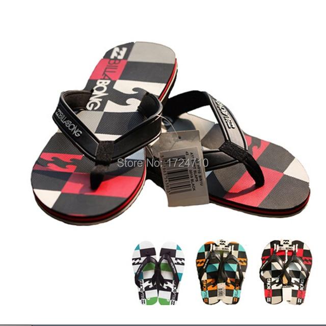 Fashion Beach Rubber Billabong Flip Flop Men ShoesMens Slipper mn0vN8wO