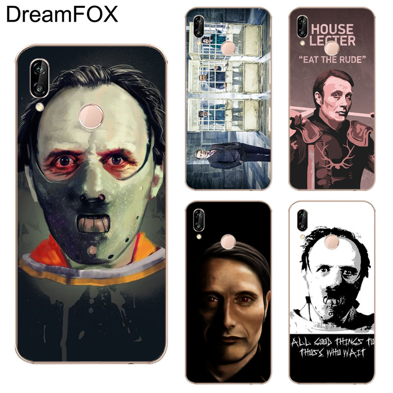 dr hannibal lecter 2 iphone case