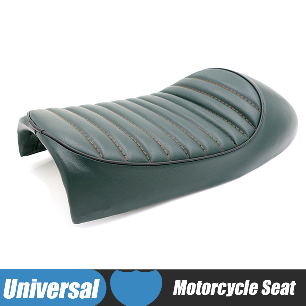 Motorcycle Parts Motorcycle Vintage Hump Cafe Racer Seat