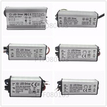 High Power Supply LED Driver 1W 3W 10w 20w 30w 36W 50w 100w 150W 200W 300-6000mA For light chip цена и фото