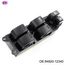 Schalter für Fensterheber für Toyota Corolla RAV4 Vios OE 84820-12340 84820-42060 84820-60110