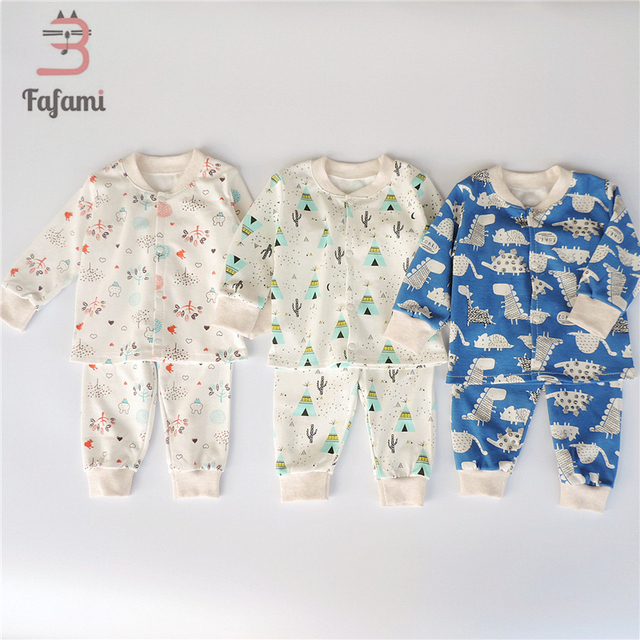 254a1c913df9e Child baby clothes for Newborn girl Combed cotton clothing set baby boy  summer tops Soft Safe baby costume Children tshirt bebe