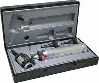 Professional Diagnositc Otoscopio Medical Ear Otoscope With Halogen Light Free Shipping