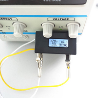 18650 Battery Tester Current Voltage Resistance Electricity Load Monitor Charge And Discharge Li Ion Lithium Battery