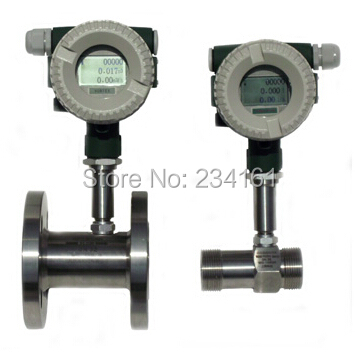 High Accuracy Natural Gas Turbine Flow Meter DN32-in Flow Meters from Tools  on Aliexpress Alibaba Group