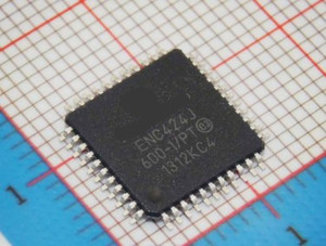 Image 1 - ENC424J600 I/PT ENC424J600 ENC424J 600 I/PT TQFP44   MODULE new in stock Free Shipping