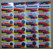 40pcs/lot New Panasonic CR1220 BR1220 DL1220 ECR1220 LM1220 3V Lithium Batteries Cell Button Coin Battery