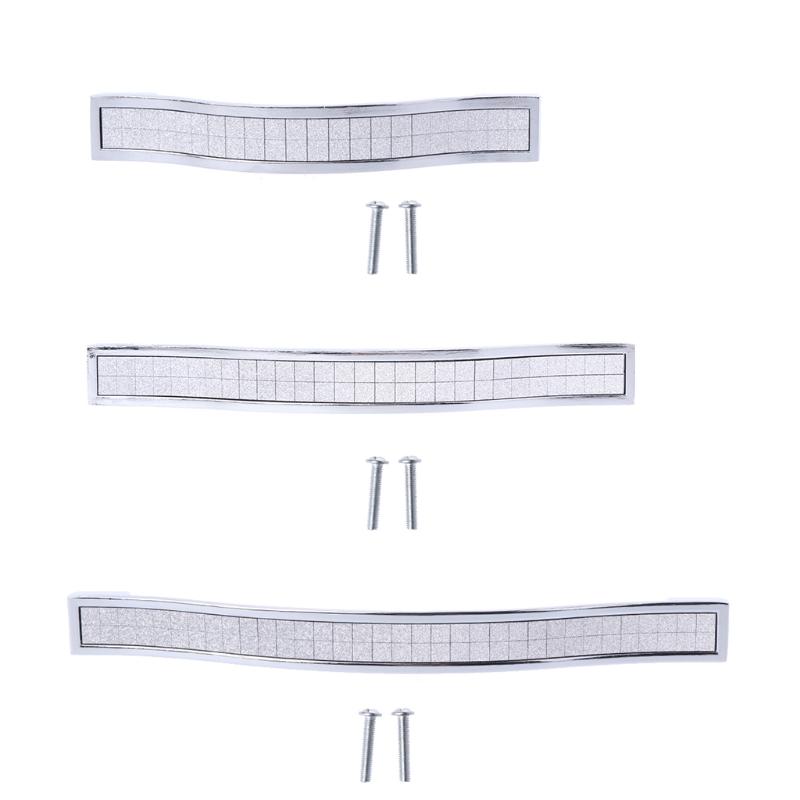 96mm/128mm/160mm Crystal Diamond Furniture Hardware Handle Door Drawer Wardrobe Kitchen Cabinets Cupboard Pull Knobs Handles