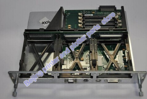 Free shipping 100% test for HP9000 Formatter Board C8519-67901 printer parts on sale free shipping new original formatter board jc9202529a for samsung clp 4195 logic board motherboard printer parts on sale