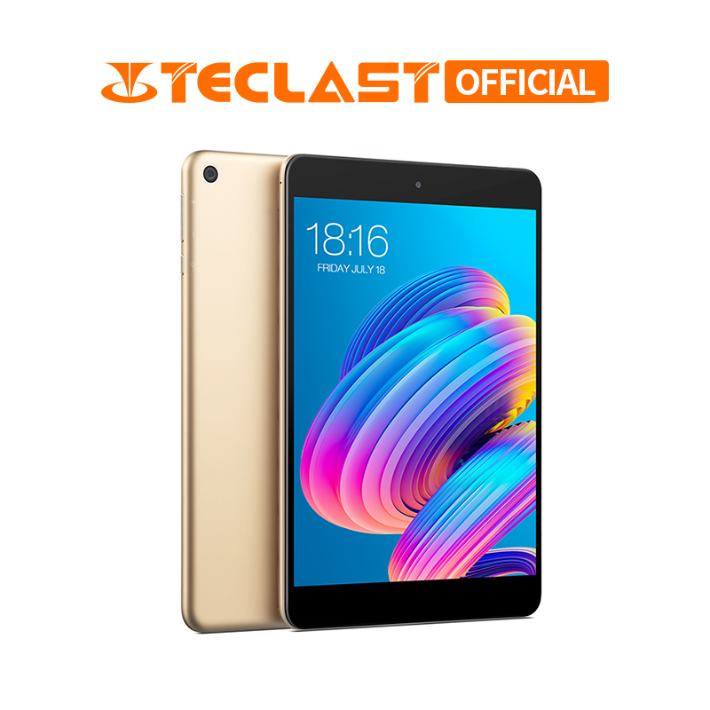 Teclast M89 Pro 7.9 Inch 2048 X 1536 Tablet PC MTK Helio X27 Deca Core 3GB RAM 32GB ROM Dual Wifi Android 7.1 Tablets Type C