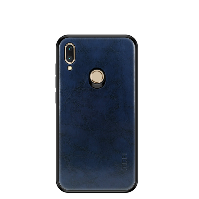 MOFi Huawei Honor Play Luxury Leather Back Case Cover