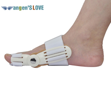 2Pcs/pack Feet care New Big Bone Toe Bunion Splint Corrector Foot Pain Relief Hallux Valgus pro for pedicure orthopedic braces