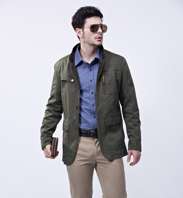9453217c68f 2014 new Spring brand style outdoor fashion men s business casual suit  jacket blazer genuine
