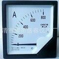 Pointer Analog Amperemeter Amperemeter Strom meter monitor tester Panel 800A 1000A 1500A 2000A-in Strömungsmessgeräte aus Werkzeug bei