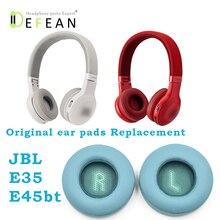Defean Green сменные амбушюры из кожи и пены памяти для JBL E35 E45bt E45 Bluetooth беспроводные наушники