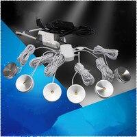 Modern LED Ceiling String Lights Living Room Kitchen Lights Glass Showcase Cabinet Decorative Lamp Jewelry Spotlight