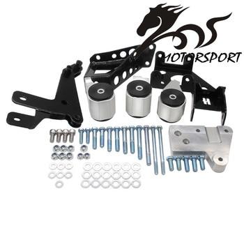 70A K-serie de soportes de MOTOR para HONDA CIVIC 92-95, por ejemplo, K20 K24 K-SERIES por ejemplo MOTOR SWAP KIT con logo