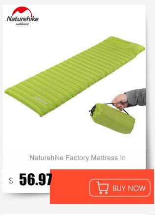 Naturehike 215*215 cm Mat Tenda Piquenique Ao