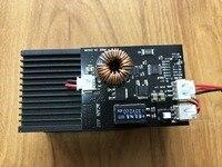 15 Вт ttl лазерный модуль поддерживает ttl для точной регулировки мощности