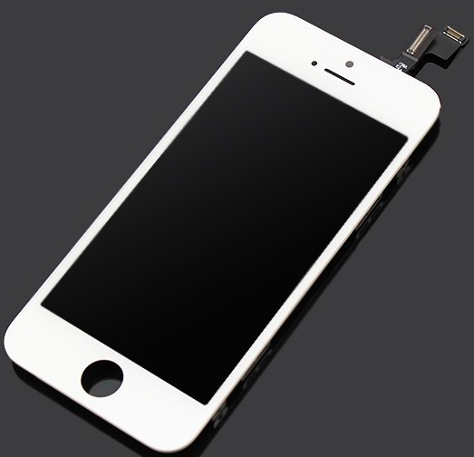 100% Tested good LCD Screen for iPhone 5 5c 5s 6g 6p 6s white / black Full LCD with Touch Digitzer Screen Assembly Free shipping