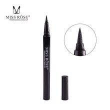 Black Waterproof Liquid Eyeliner Long-lasting Make Up Beauty Comestics Eye Liner Pencil Makeup Tools For Eyeshadow недорого