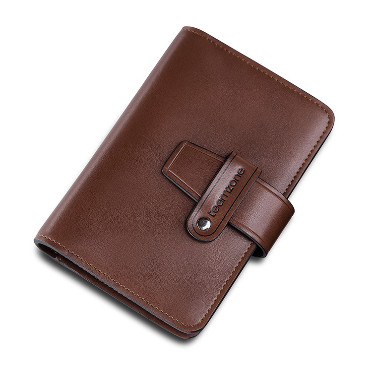 Business Checkbook Covers : Online buy wholesale leather checkbook cover from china