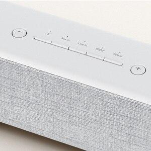 Image 2 - Xiaomi mijia bluetooth sem fio alto falante tv barra de som soundbar suporte óptico spdif aux para mi casa inteligente teatro