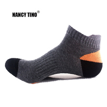 NANCY TINO  Men Women Professional Sport Socks Breathable Running Sock Quick Dry Climbing Gym Fitness Calcetines Ankle