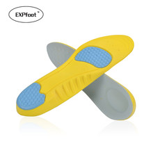 6daa1a0cb9b 4rd Generation Hiking Sport Memory Foam Arch Support Basketball Running  Shock Absorbing Cushion Insole for Men Women Sports Shoe