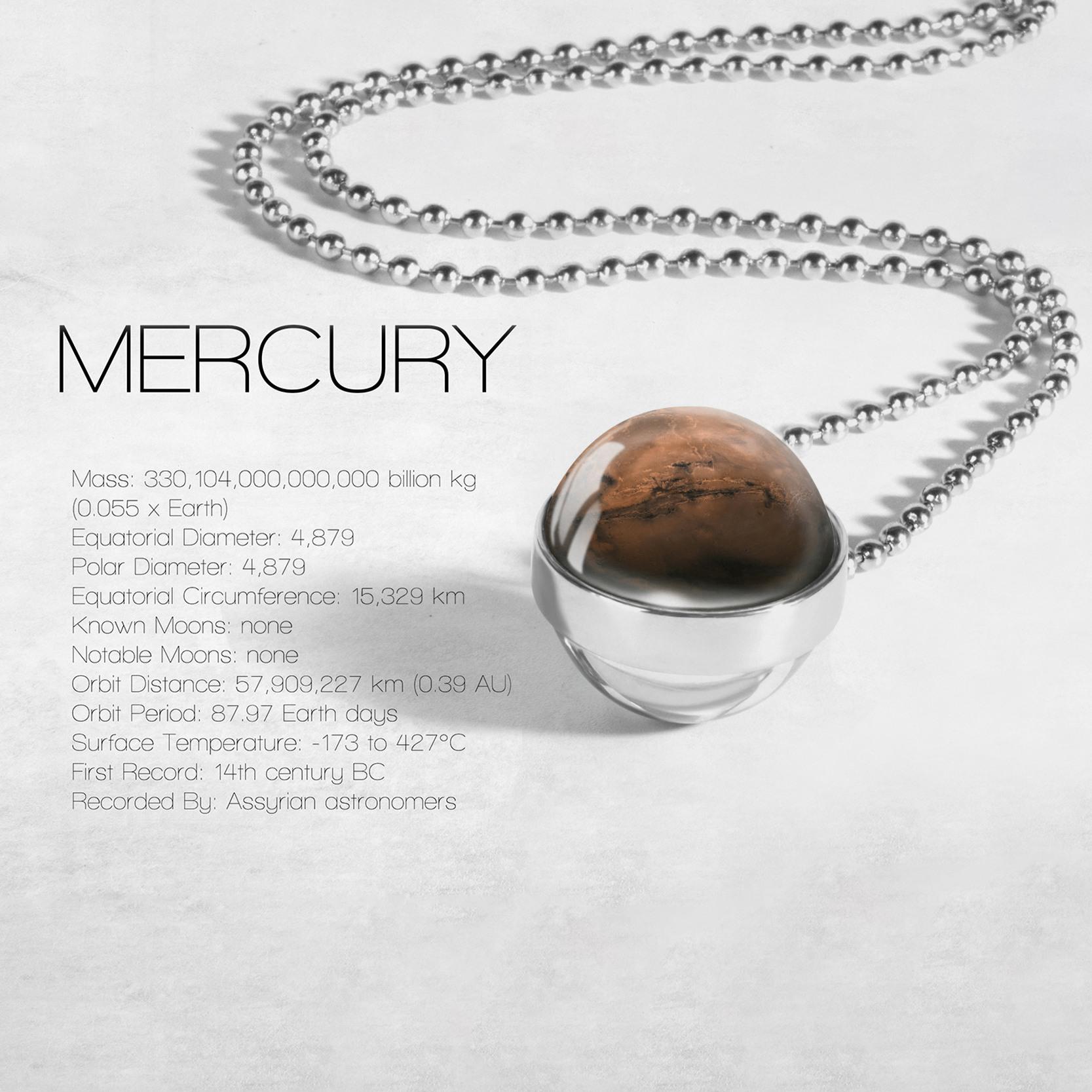 Globe Double Sided Necklace Solar System Planet Venus Mercury Mars Saturn Uranus Neptune Earth Sun Pendant Dome Glass Necklaces 6