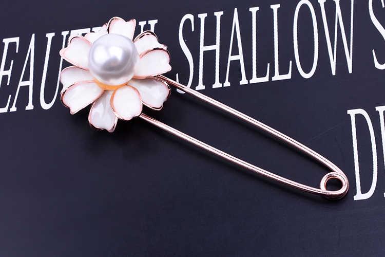 2021ใหม่เครื่องประดับ1 PCS แฟชั่นเข็มกลัดทองสีขนาดเล็กดอกไม้เข็มกลัดเข็มกลัดสำหรับของขวัญสตรี