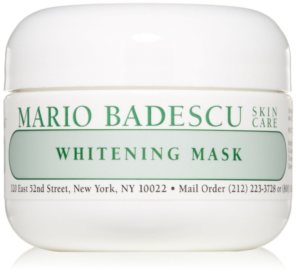 Mario Badescu Whitening Mask Skin Care for ALL Skin Types 2 oz пилинг gigi peeling ptca for all skin types