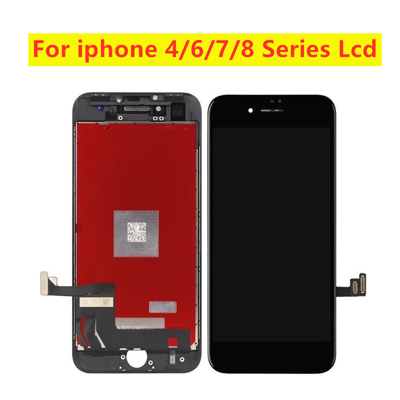 Tianma AAA Quality LCD For iPhone 4s 8 8 plus Digitizer Assembly Replacement With 3D Touch For iPhone 6 7 7 plus Display(China)