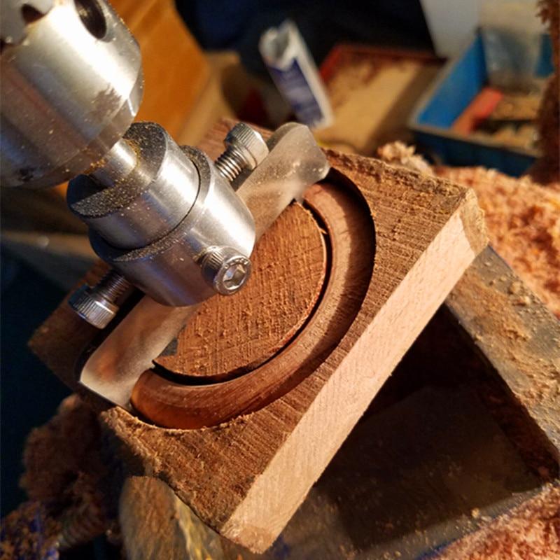 Frese in metallo duro per frese per legno fai da te perline in legno - Macchine utensili e accessori - Fotografia 4