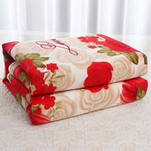 150x120cm security automatic blanket electric blankets heating electric warm pad electric mattress thermostat