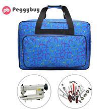 Unisex 나일론 재봉틀 올려 놓 가방 대용량 휴대용 핸드백 저장소 Fanshion 디자이너 캐주얼 여행 핸드백