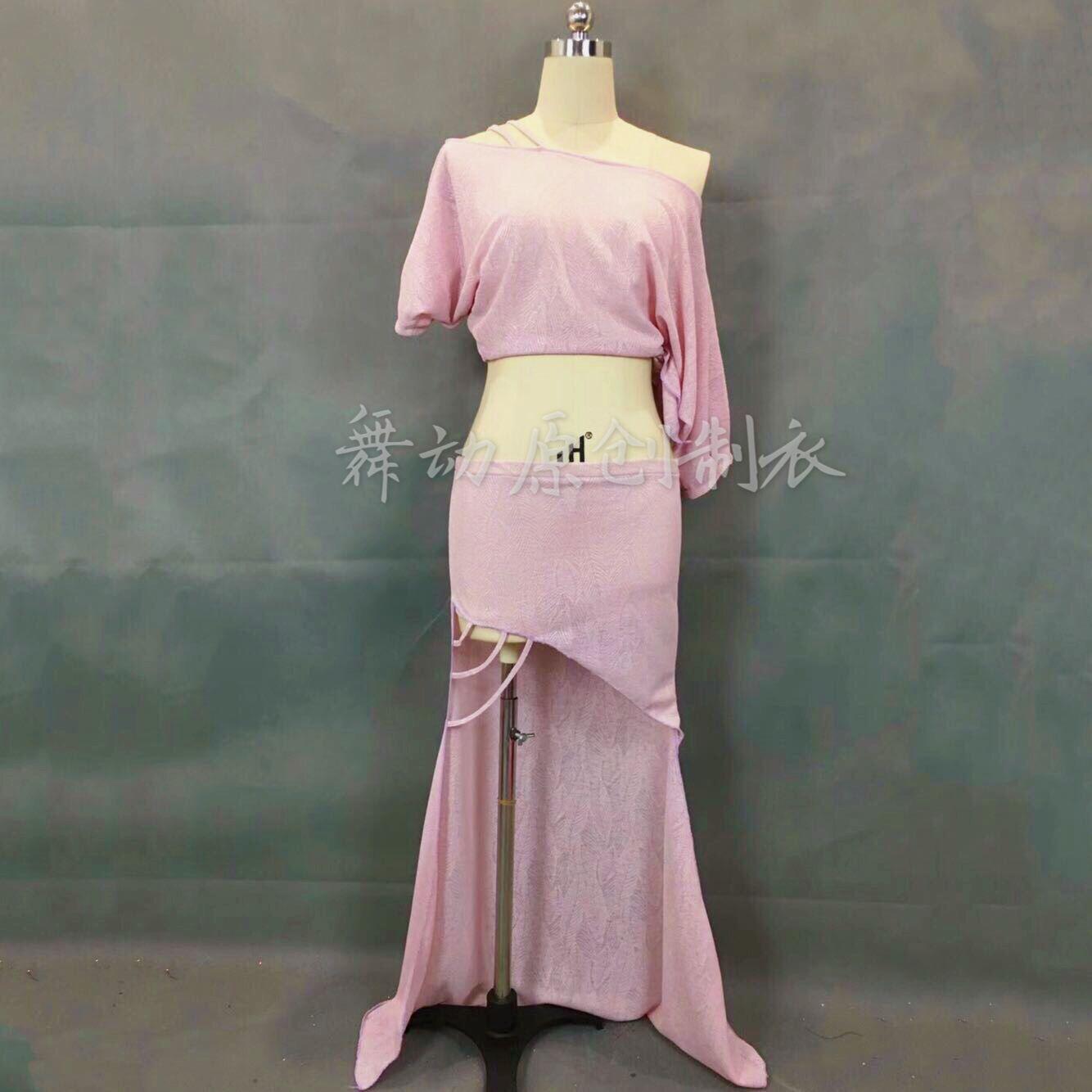 Bellydance oriental Belly baladi Indian eastern Egyptian hair swinging dance dancing costumes bra belt skirt dress robe set 3241