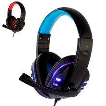 CH1 stereo headphone headset casque Deep Bass Computer Gamin