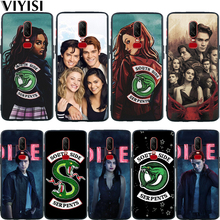 American TV Riverdale Series For Oneplus 7 Pro Phone Case Cole Sprouse Jughead Jones 6T 6 5 5T Cover Coque Etui