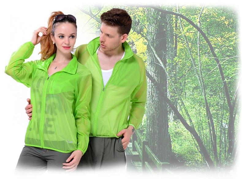 Online Shop Lightweight Breathable Cycling Rain Jacket Raincoat ...