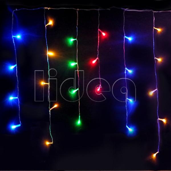 3,5 м 96 світлодіодних 9 кольорів - Святкове освітлення - фото 2