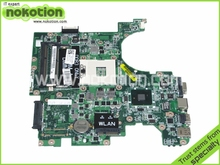Laptop Motherboard for Dell 1764 Integrated YWY70 CN-0YWY70 DAUM3BMB6E0 Intel HM55 Chipest DDR3 Mainboard Full Tested