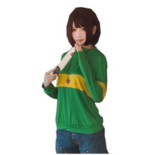 MBRAVER 2019 Cosplay Undertale Frisk Chara Costumes Sweatshirts Flowey Asriel Asgore